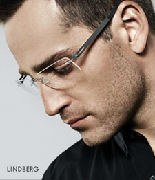 Create Your Eyedentity featuring Lindberg frames