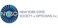 image of New York State Society of Opticians (NYSSO) logo
