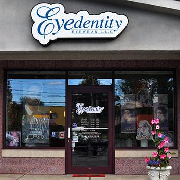 Image of Eyedentity Eyewear LLC store front